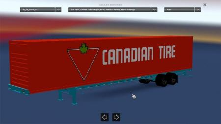 US Trailer Pack V 1.0