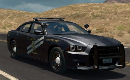 2012 Dodge Charger Police Cruiser