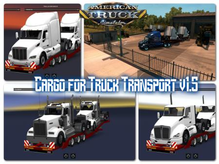 Cargo for Truck Transport Trailers v1.5