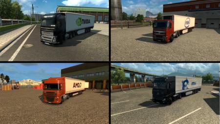 Computer Company Trailer Pack V 1.0