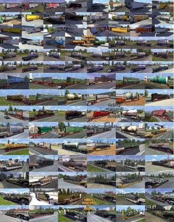 Addons for the Trailers and Cargo Packs v3.8, v1.7 and v1.7 from Jazzycat
