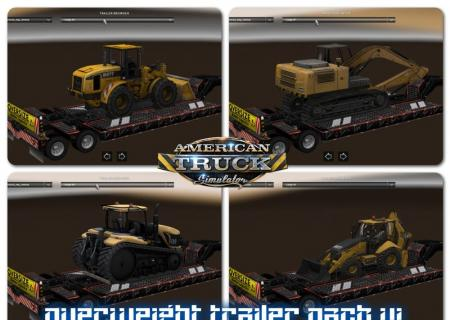 Overweight Trailers Pack v 1.0