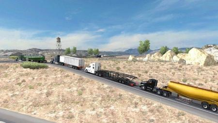 Trailers in Traffic v 1.1