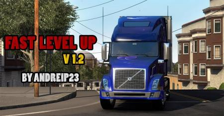 Fast Level Up Mod v1.2