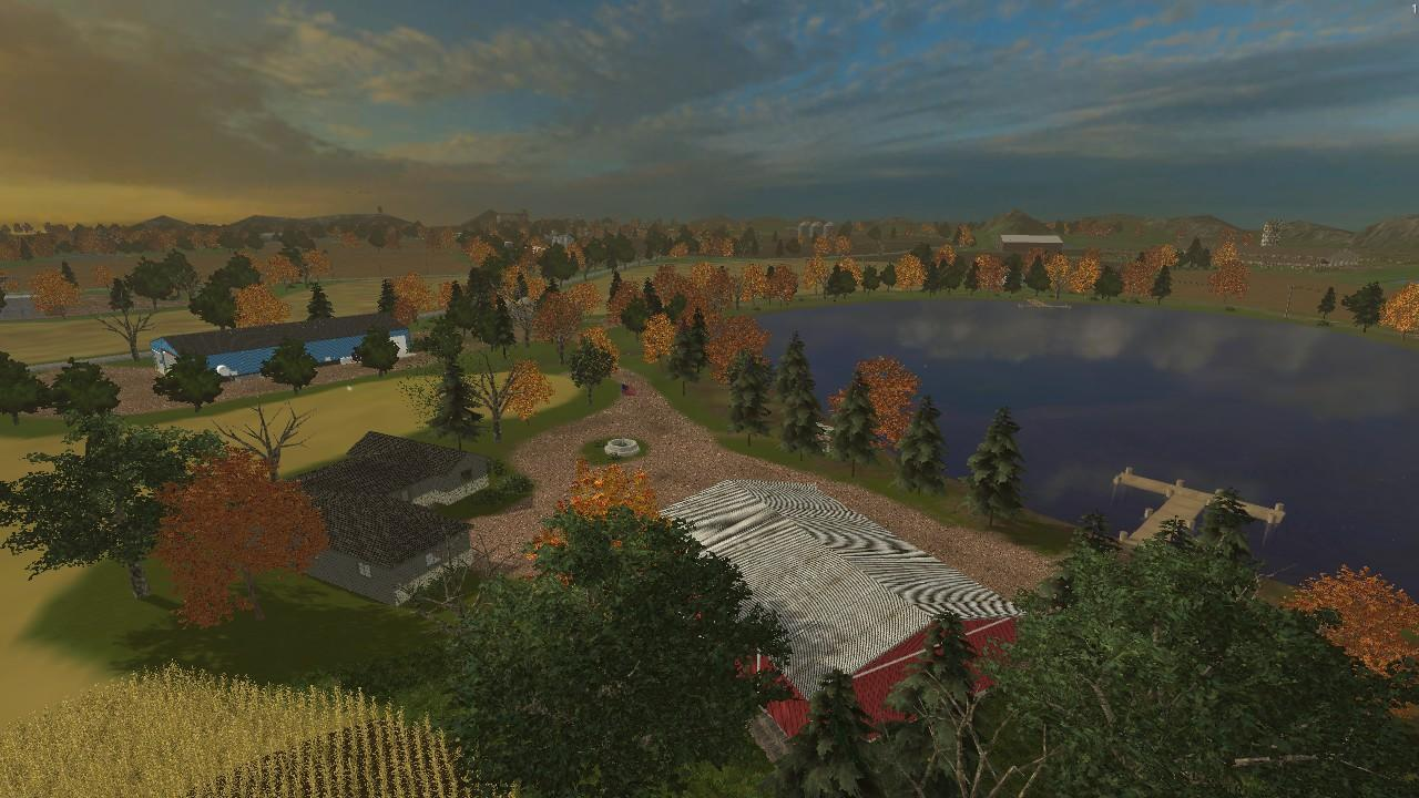 Big Truck Videos >> HAY WIRE RANCH V1.3 » GamesMods.net - FS19, FS17, ETS 2 mods