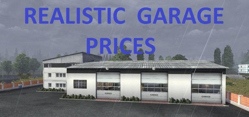 Garage fs17 cnc fs15 ets 2 mods for Garage auto b2
