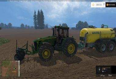 John Deere 8530 V3 Gamesmodsnet Fs19 Fs17 Ets 2 Mods