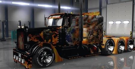 ATS. T-D-S peterbilt 389 BIG BANG