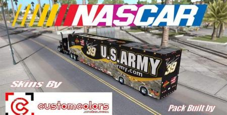 NASCAR Feather Lite Trailer Pack by CustomColors V 2.0