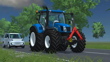 New Holland T6.160 v1.5