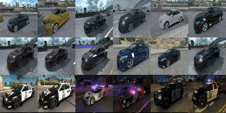 NFS: Most Wanted traffic pack update 110416