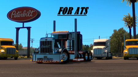 Peterbilt 389 Modified v 1.13 for ATS