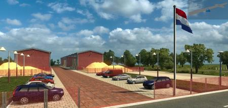 Achterhoek Map v 1.0 for ETS2 V1.23