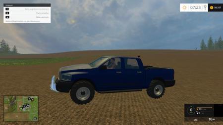 Dodge Ram Pickup With Passenger Script V1 0 187 Gamesmods
