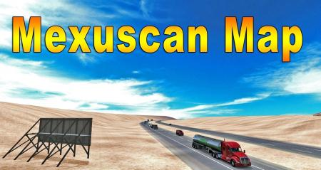 Mexuscan Map v1.6
