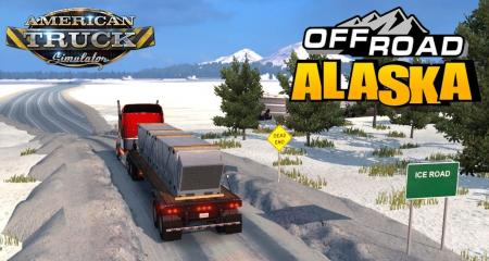 USA Offroad Alaska Map v1.3