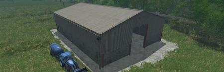SMALL BASIC FARM SHED V1.0