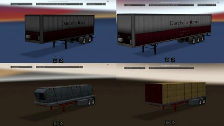 ATS Trailers Pack v 1.1