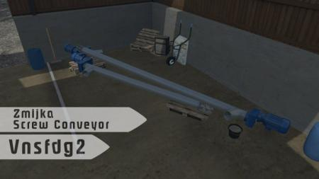 SCREW CONVEYOR V1