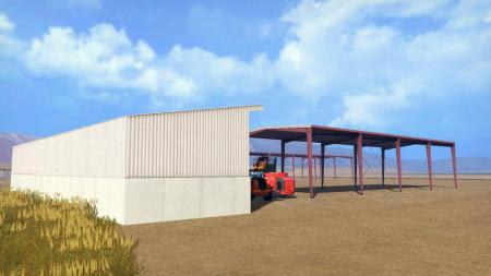 HAY SHED AND COMMODITY BARN V1.0