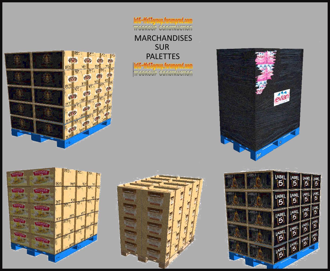 pack tpm 2 objet transportable