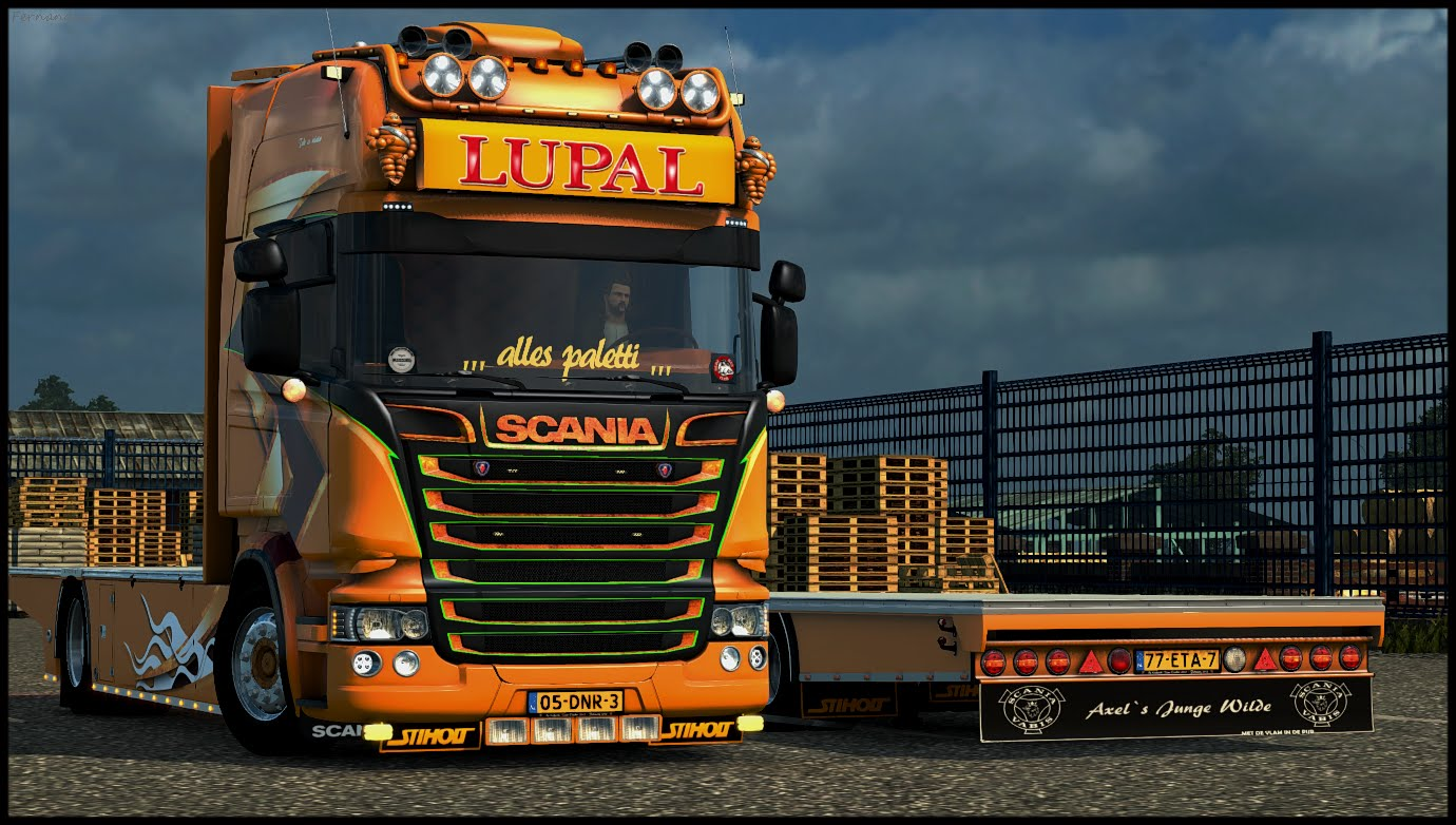 scania lupal fs19 fs17 ets 2 mods. Black Bedroom Furniture Sets. Home Design Ideas