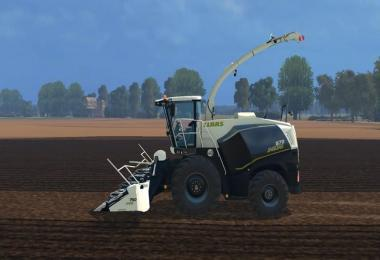 CLAAS JAGUAR BLACK EDITION TEXTURE V1.1