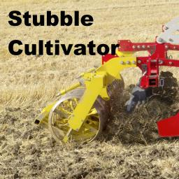 Stubble Cultivator FS2013 v1.1 (MP compatible)