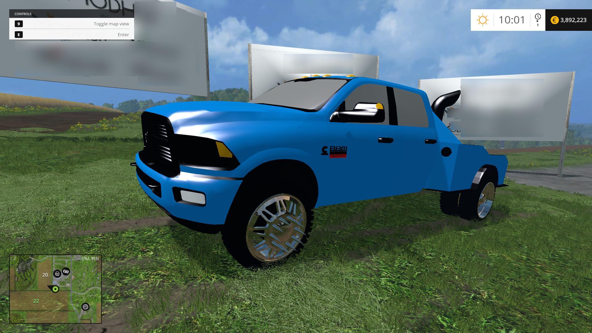 Dodge Ram 3500 Hauler Gamesmods Net Fs19 Fs17 Ets 2 Mods
