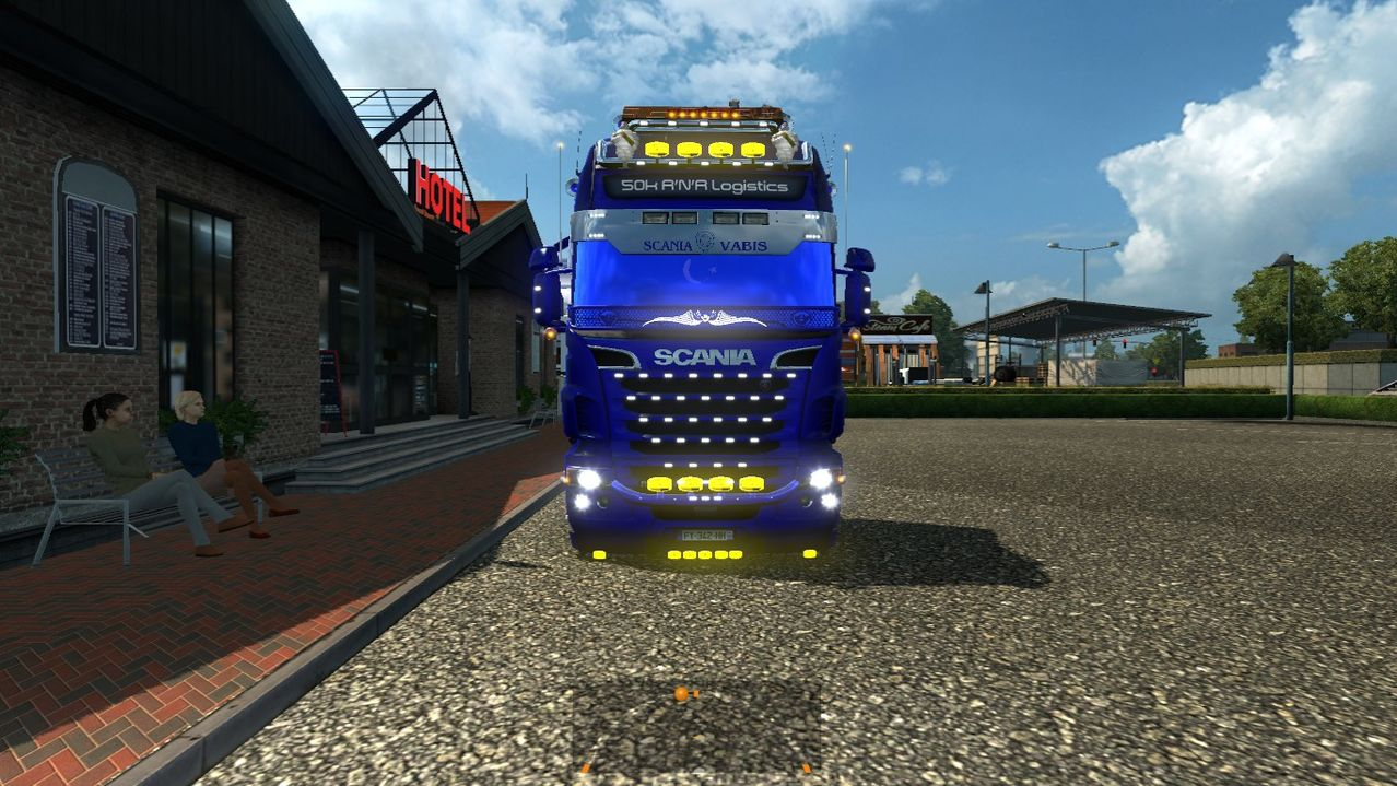 Scania Megastore 1.24 » GamesMods.net - FS17, CNC, FS15 ...