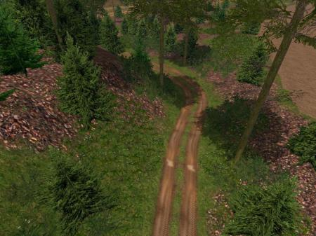 WET DIRT ROADS - 63 MODELS V1.0