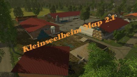kleinseelheim map 2 1 fs17 cnc fs15 ets 2 mods. Black Bedroom Furniture Sets. Home Design Ideas