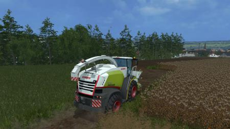 Claas Jaguar 870 Texture V 1.0 by jjgg349