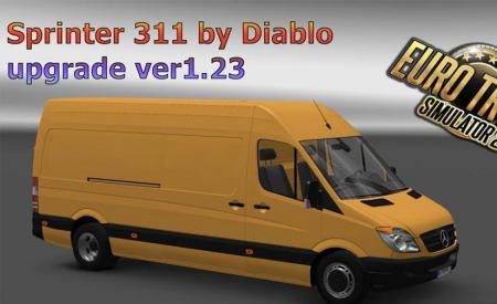 Sprinter 311 by Diablo upgrade ver1.23