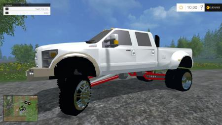 2013 FORD F-450 4X4 V1