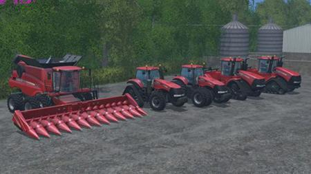 Case Tractor Pack