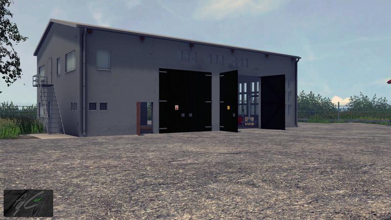 LPG WORKSHOP V1 0 » GamesMods net - FS19, FS17, ETS 2 mods