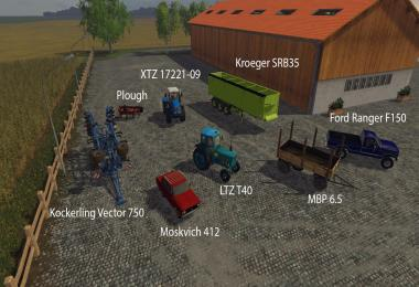 FS15 BIG MODS PACK V2