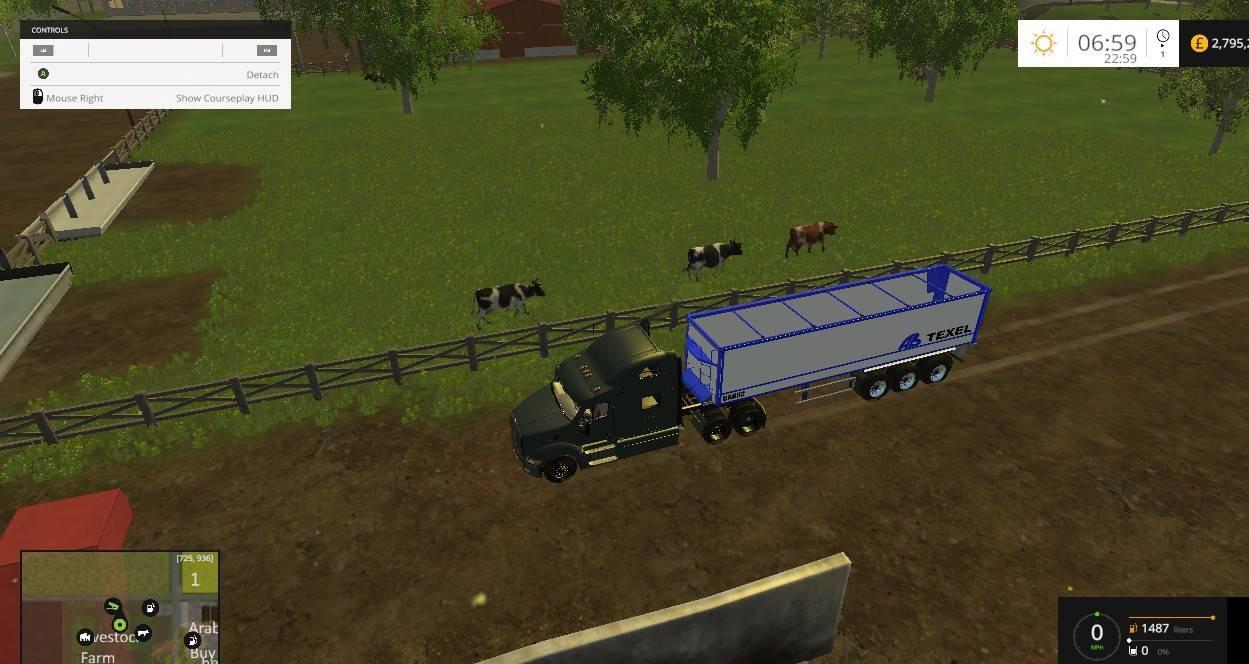 Hobbs Farm Map v 60 GamesModsnet FS17 CNC FS15 ETS 2 mods