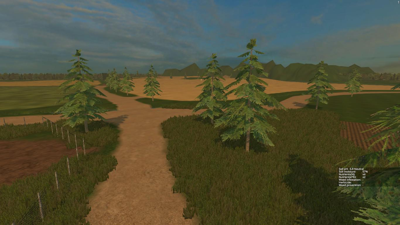 Muddy Map V2 2 187 Gamesmods Net Fs19 Fs17 Ets 2 Mods