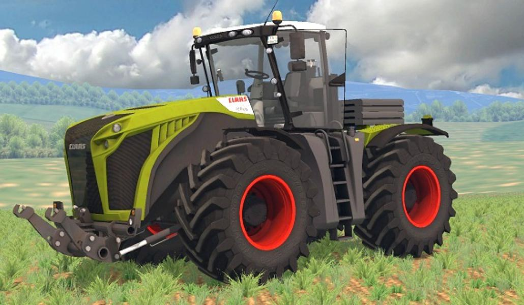 Geliebte CLASS XERION 5000 TRAC VC V1.0 » GamesMods.net - FS19, FS17, ETS 2 &OU_73