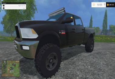 Dodge Ram 2500 V1 1 187 Gamesmods Net Fs17 Cnc Fs15 Ets
