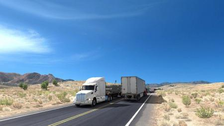 More Trucks in Traffic for ATS 1.3 (Open beta)