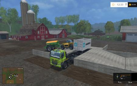 Ramp loading Pack V 1.0