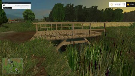 SMALL WOODEN BRIDGE V1.0