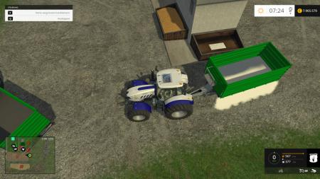 Fertilizer and seed production [placeable] V 1.0