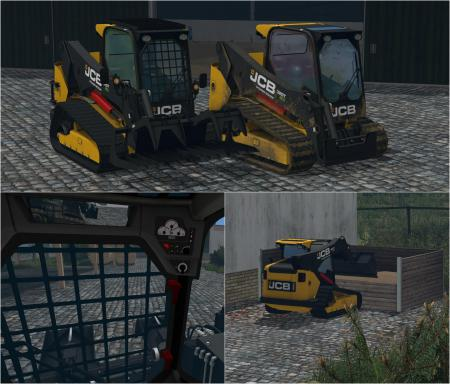 SKIDSTEER PACKAGE V1.0