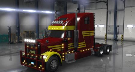 Freightliner Classic XL v 3.1.3 edited by Solaris36