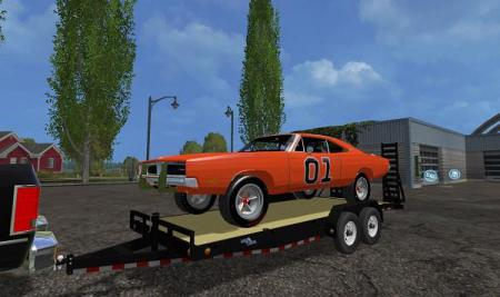 THE GENERAL LEE (EDITED) WOLF EDITION