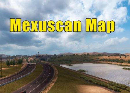 Mexuscan Map v 1.9